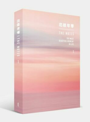 Bts 花樣年華 The Most Beautiful Moment In Life Notes 1 [Eng] Book Kpop Official Md