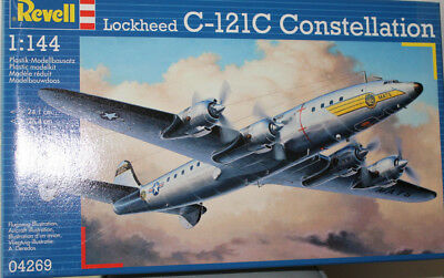 "Lockheed C-121C ""Constellation"", M 1:144 von Revell"