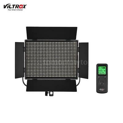 VL-D60T Bi-Color Continuous Lighting LED Video Camera Light for Youtube Makeup