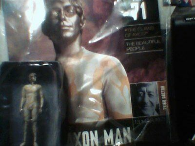DOCTOR WHO FIGURINE COLLECTION Part 71 AXON MAN (NEW SEALED) Eaglemoss