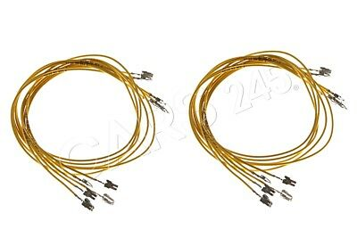 Genuine Repair Single Wires Each Set With 2 Contacts x10 pcs VW 000979135E