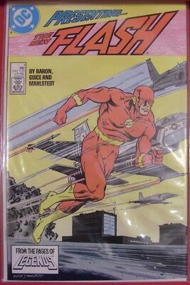 Flash 1-50 Dc Comic Set Wally West Impulse Baron Guice Messner Loebs 1987 Vf/nm