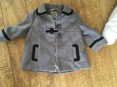next baby girl coat 9-12 Months