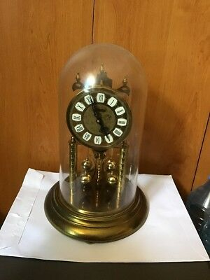 A Vintage 400 Day Torsion Clock For Repair