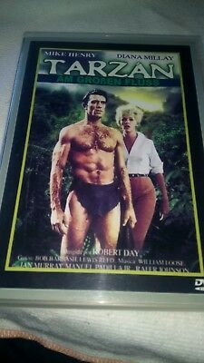 Tarzan Am Grossen Fluss DVD mit Mike Henry