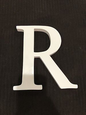 """Pottery Barn Wall Letter """"R"""""""