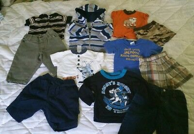 Baby Boy 3-6 Month outfit Clothing Lot