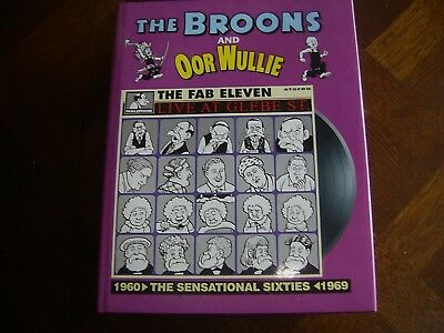 THE BROONS and OOR WULLIE ANNUAL - THE SENSATIONAL SIXTIES 1960 - 1969
