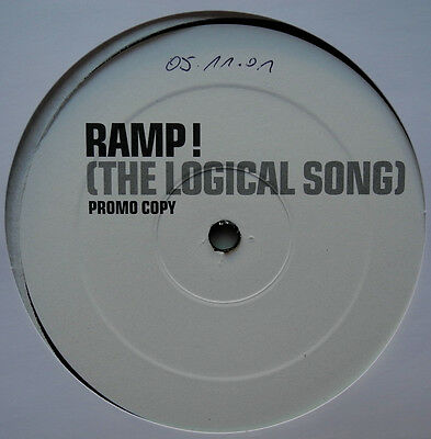 """12"""" De**scooter - Ramp ! (The Logical Song) (Promo '01)***24653"""