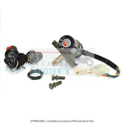 50868 Serrature Kit Zadi Aprilia Gulliver Lc 50 95/00