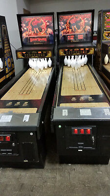 Williams Strike Master Shuffle Alley Bowling Game