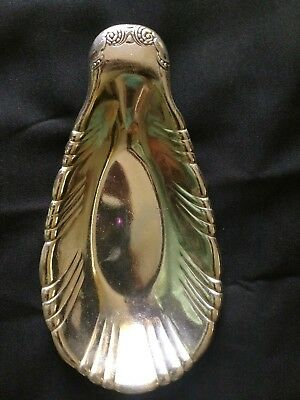 The Waldorf Astoria Hotel Silver Soldered Shell Bowl. New York City 1931.