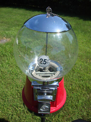 Used 25 Cent Gumball Machine -- Selectivend, Classic AM