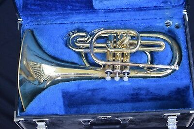 YEP-202M Marching F French Horn/ Mellophone