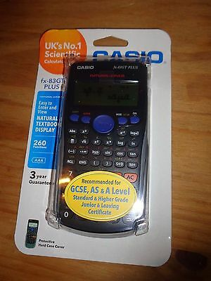 Casio FX-83GT PLUS Calculator (NEW)