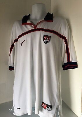 Nike - USA UNITED STATES Of America - Home JERSEY Football Soccer Shirt