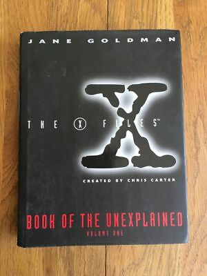 THE X FILES  (Book of the Unexplained)