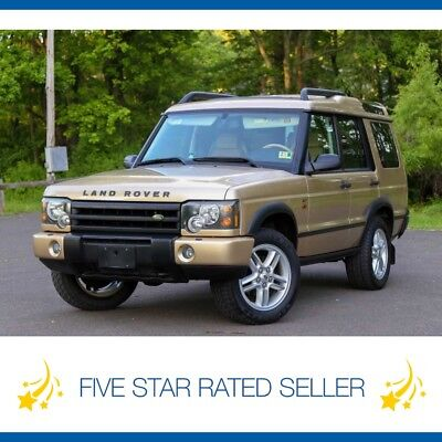 Land Rover Discovery SE7 3rd Row Serviced Diff Lock 71 mi CARFAX 2004 Land Rover Discovery SE7 3rd Row Serviced Diff Lock 71 mi CARFAX
