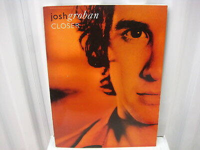 Josh Groban Sheet Music Easy Piano Book NEW 000306861