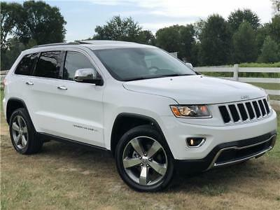 Grand Cherokee Limited 16 Jeep Grand Cherokee Limited 4x4 Clean Rebuilt Title Back 2 New Buy & Save$!!!