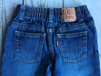 Levis size 18 Months Jeans Boys Pants Baby Toddler Levi's Girls