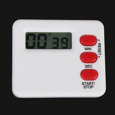 Electronic Digital Kitchen Magnetic Self Standing Countdown Timer Cooking Alarm