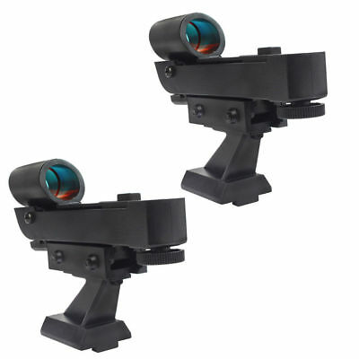 2pcs Red Dot Finder Scope for Astronomical TelescopesUS Stock