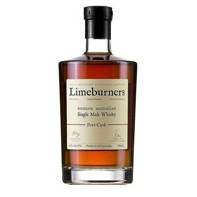 New Limeburners Distillery - Port Cask