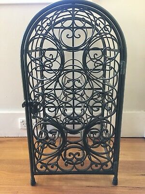 Metal Wine Rack - High quality and very solid