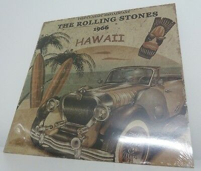 The Rolling Stones 'Hawaii 1966' | BRAND NEW & SEALED VINYL