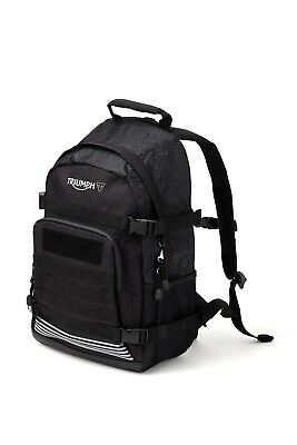 GENUINE Triumph Motorcycles T18 12HR Backpack 22 Litres Luggage NEW 2018