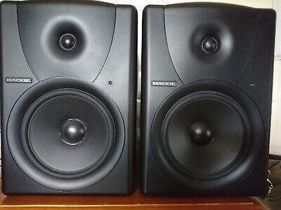 Mackie Mr8 Studio Reference Monitors
