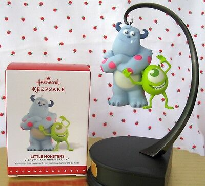 Hallmark Ornament Little Monsters Disney-Pixar Monsters Nib 2015