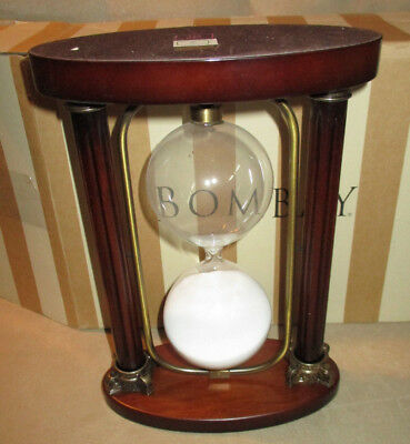 Bombay Company Classic Large Hour Glass Interior Decoration Time Piece
