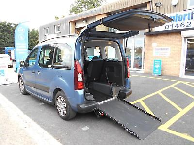 Citroen Berlingo 1.6e-HDi Multispace Airdream XTR WHEELCHAIR ACCESSIBLE