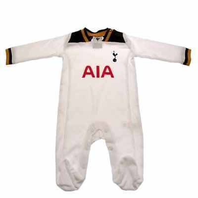 Tottenham Hotspur Sleepsuit 12 / 18 Months GD Babygrow Official Licensed Product