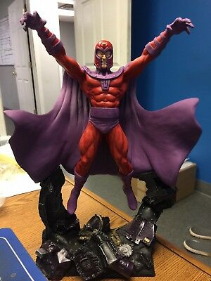 Marvel Comics Magneto Limited Edition Sculpture in box COA 2026/3500