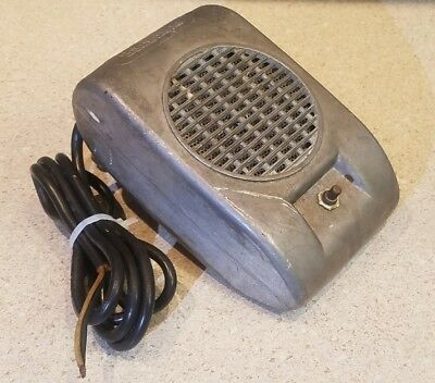 FREE SHIPPING! Vintage Ballantyne Drive In Movie Theater Speaker