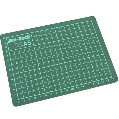 A5 Cutting Mat Knife Board Non Slip Self Healing Surface Protection Craft