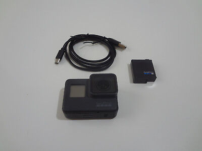 GoPro Hero 5 Black Edition 4K Action Camera (CHDHX-501)
