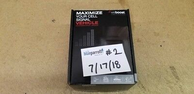 Used 470510 - WeBoost Drive 4G-X No Reserve Auction #2