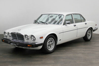 1983 Jaguar XJ6 Series III 1983 Jaguar XJ6 Series III ~ nice original example