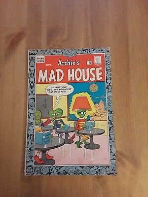 Archie's Madhouse #35 Sept 1964