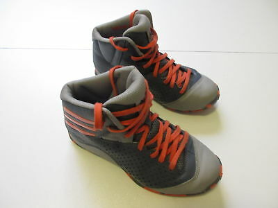 Boy's ADIDAS 'Next Level Speed 4' Sz 3.5 US BBall Shoes | 3+ Extra 10% Off