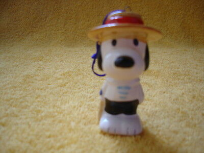 SNOOPY Vintage-Ceramic (Gondolier Italy) Ornament in great Condition.
