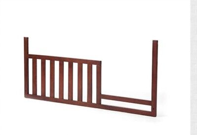 Baby Cache Covington Collection Toddler Guardrail, Cherry