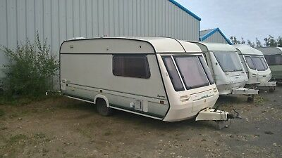 4 touring caravans for spares