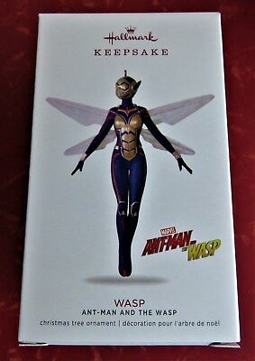 Hallmark Keepsake Wasp From Ant-Man And The Wasp Limited Ornament 2018