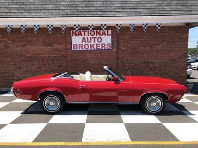 1970 Mercury Cougar XR7 1970 Mercury Cougar XR7 Convertible! Restored In Unbelievable Condition!