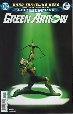 Green Arrow #30 Main Cover DC Comics Rebirth 2017 HOT!!!